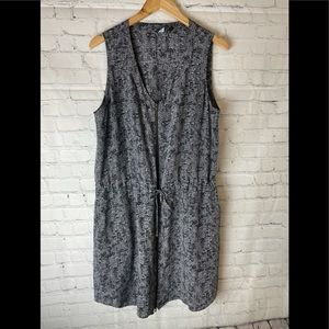 The Fisher Project Summer Dress 100% Silk